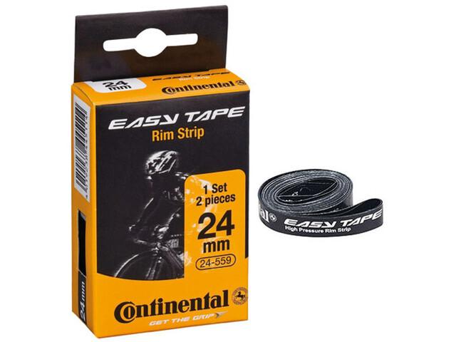 Continental Easy Tape high pressure Felgenband 15 Bar black
